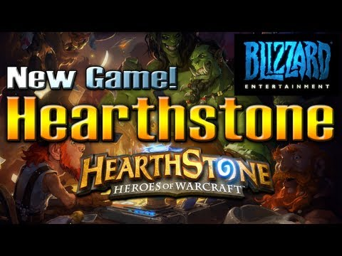 HEARTHSTONE Heroes of Warcraft (Blizzard