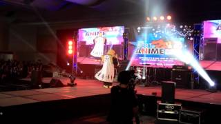 Best of Anime (September 2016) Single Category Cosplay Competition