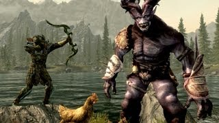 Top 5 Skyrim Mods of the Week - It's Bigger on the Inside
