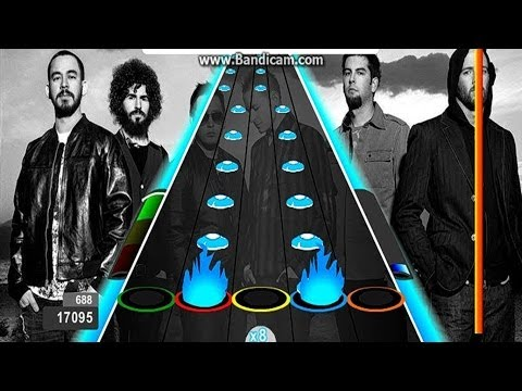 Rizki : Faint Linkin Park 100 FC Guitar Flash Expert 17815 RECORD