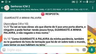 #SENHORAS#GUARDASTE A MINHA PALAVRA