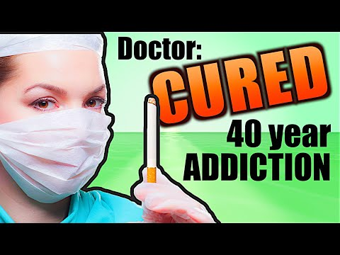 Quit Smoking Doctor CURED of Habit after 40 years