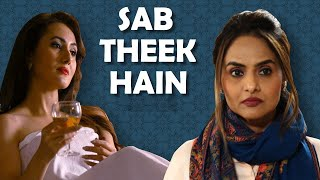 Boss Ke Sath Affair | A Wife's Dilemma | Short Film