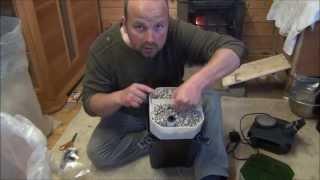 How to set up an external canister filter for aquarium by Pondguru