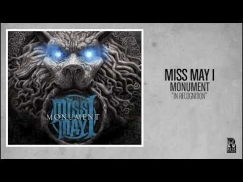 Miss May I - In Recognition