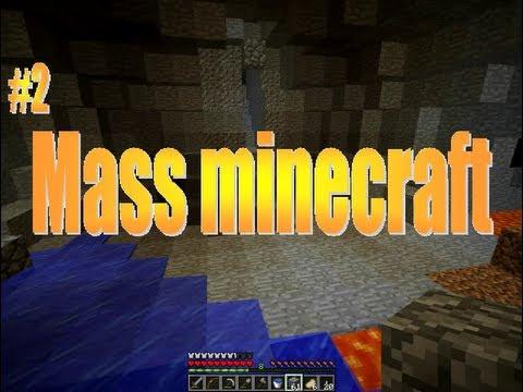 Mass Minecraft #2 - A sötét oldal