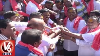 Yadav Community Leaders Take Rally From Siddipet To Komuravelli Temple