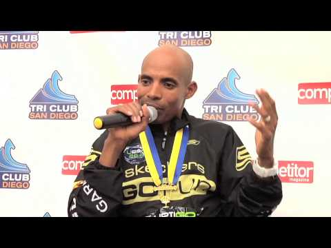 Bob Babbitt Interviews Meb Keflezighi 2014 Boston Marathon Champion