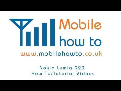 How to uninstall/remove/delete apps - Windows Phone 8/Nokia Lumia 920