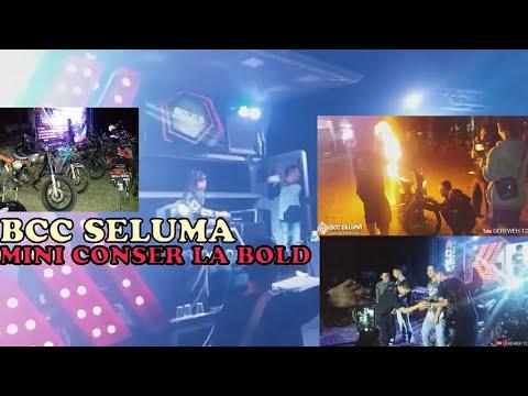 Mini Konser La Bold Simpang 6. Bcc Seluma