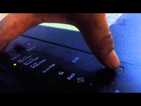 Resetear el error P07 en Canon PIXMA MG2120