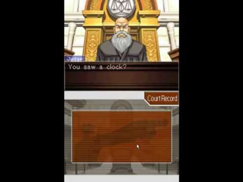 Ace Attorney - Phoenix Wright - O Primeiro Caso