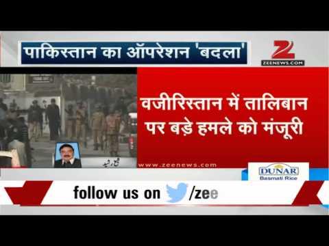 Pak PM Nawaz Sharif nods for revenge attack on Waziristan