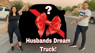 Buying My Husband His Dream Truck!!!