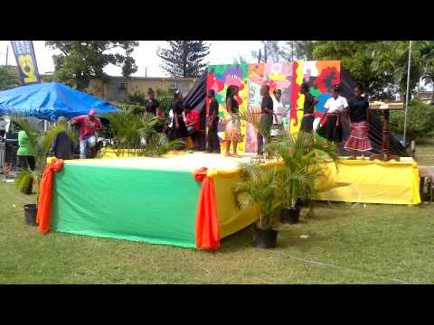 Choir folk song agri fest 2013