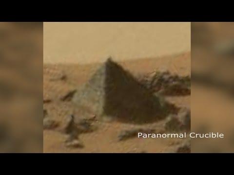 Mirá lo que descubrió un robot de la NASA  en Marte