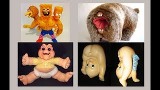 Most Weirdest & Creepiest Toys for Kids Ever