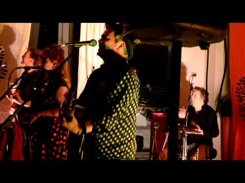 3 Daft Monkeys - Hubbadillia - Live at The Eden Cafe June 8th 2012