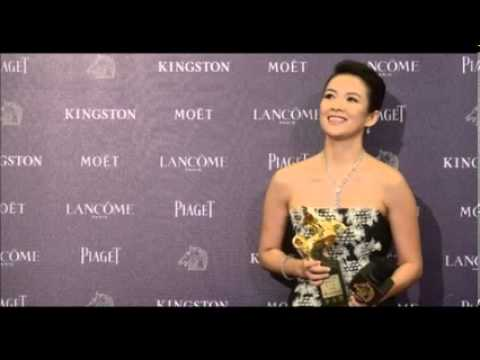 China's Zhang Ziyi Wins Trial In Sex Scandal