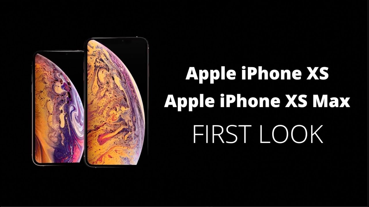 iPhone XS: Apple iPhone XS Launch Video | Apple iPhone XS Price in India, Specification, Features