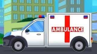 Ambulance Formation And Uses  Videos For Babies by