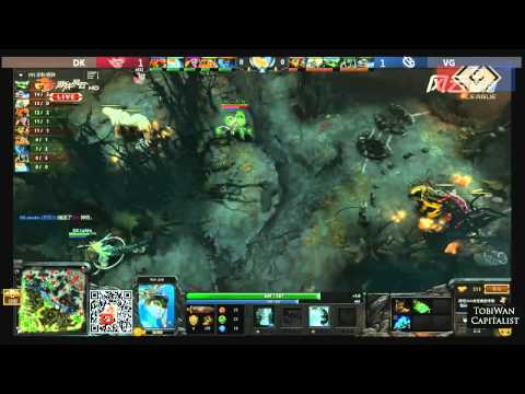 Vici vs DK Game 3 - G-League Group Stage DOTA 2 - Tobiwan & Capitalist