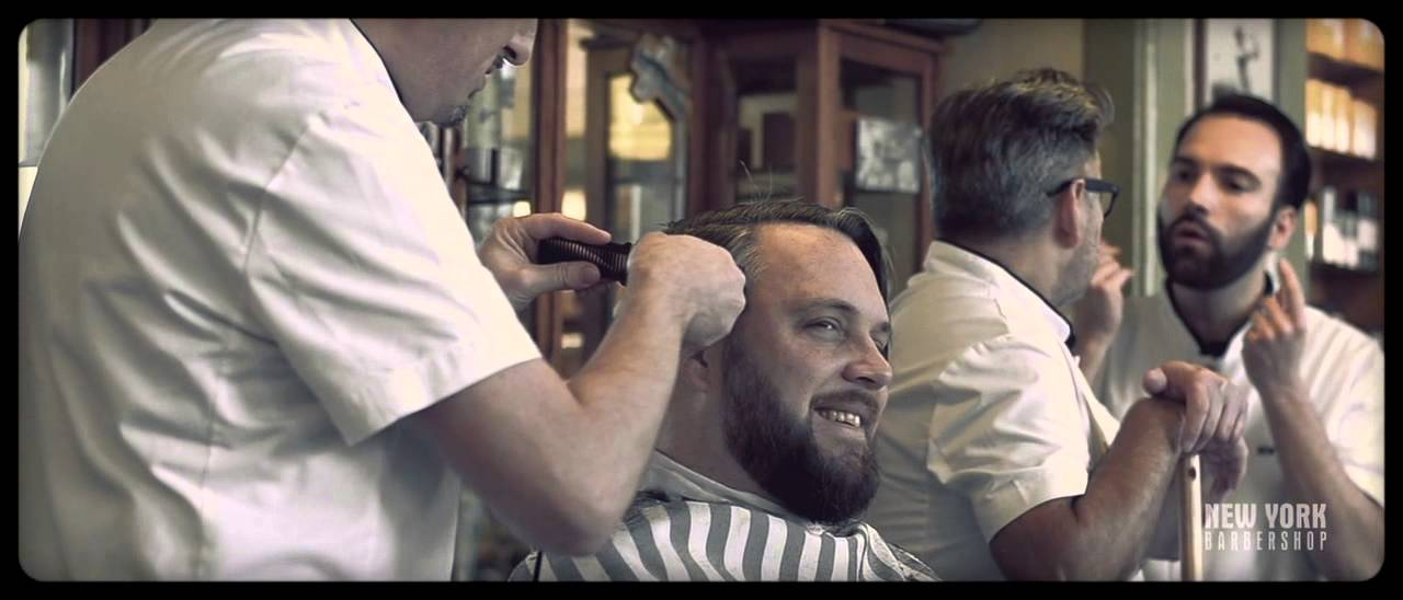 Barber Youtube : New York Barbershop Rotterdam - YouTube
