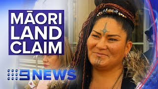 Group of Māori people say part of Sydney was given to them centuries ago | Nine News Australia