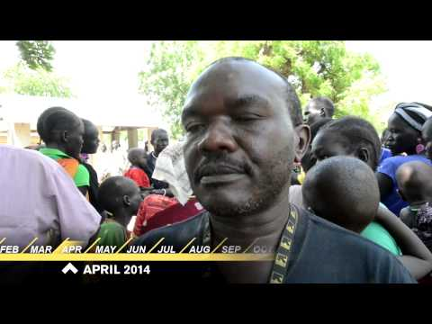 South Sudan: Bracing for famine