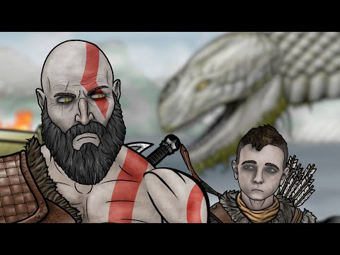 God of War Parody: A Family Tale