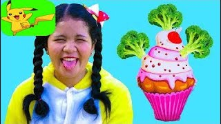 Do You Like Broccoli Ice Cream? Nursery Rhymes Song for Kids 2018 New HD  Part 402