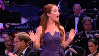 Sierra Boggess singing The Lusty Month of May from BBC Proms 2012 - Broadway Sound