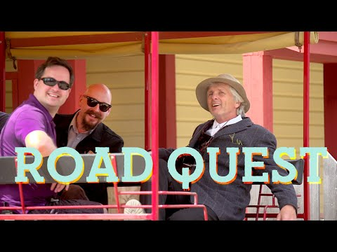 Ghosts Aren't Real || Road Quest Ep4