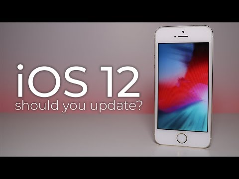iOS 12 - should you update?