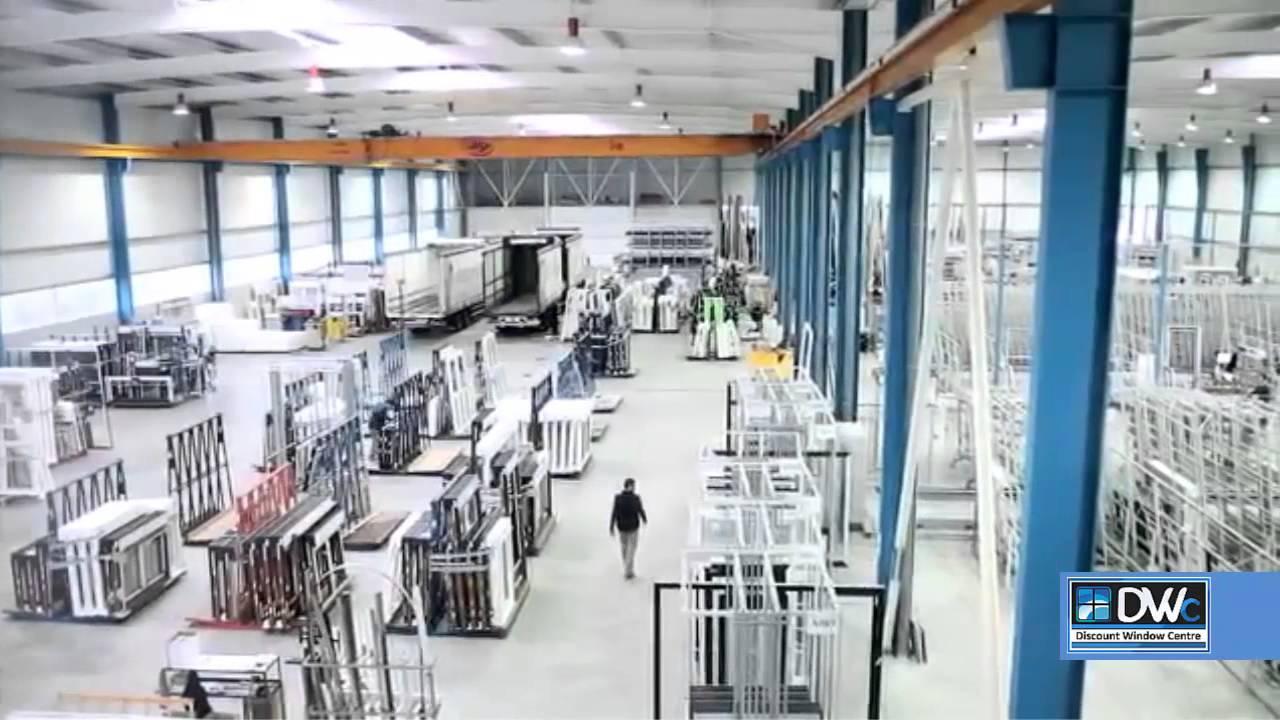 Upvc Window And Door Production Youtube