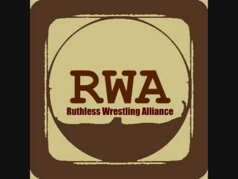 The First Ruthless Wrestling Alliance Logo And Theme Song Video
