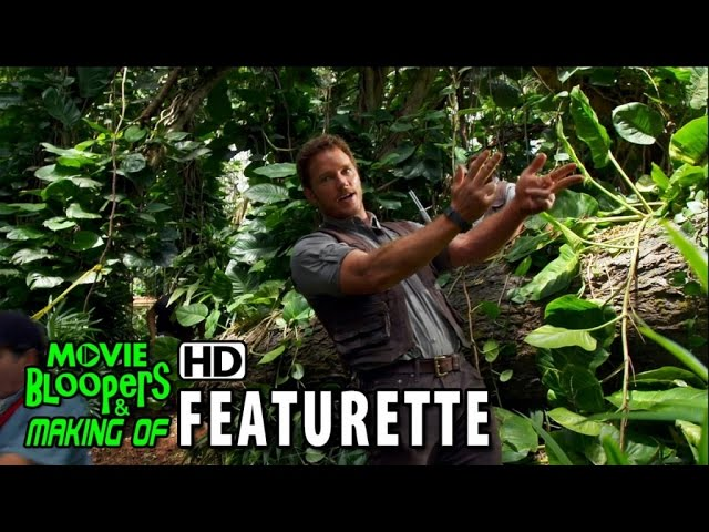 Jurassic World (2015) Featurette - Chris Pratt's Jurassic Journals: Stunts 101