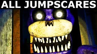 JOLLY 3: Chapter 2 - All Jumpscares (FNAF Horror Game 2018)