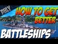 World Of Warships Battleship Gameplay - How To Get Better - Beginners Advice thumbnail