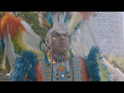 A Tribe Called Red - Indian City Ft. Black Bear (Official Music Video)