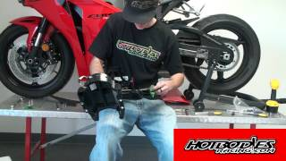 Hotbodies Racing CBR 1000RR Undertail Installation Guide (Part 2)