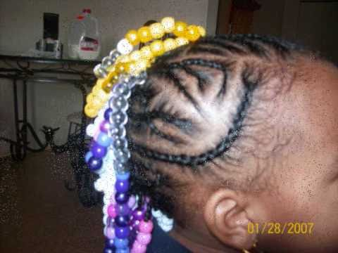 BRAIDING STYLES/KIDS HAIRSTYLES W/1 DRED HAIRSTYLE  YouTube - Ciara Hairstyles