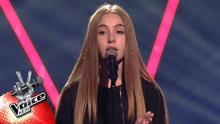 Jade - 'Homesick' | Blind Auditions | The Voice Kids | VTM