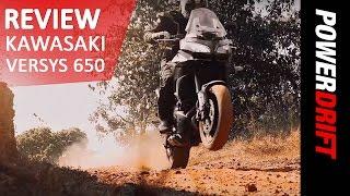 Kawasaki Versys 650 : Review : PowerDrift