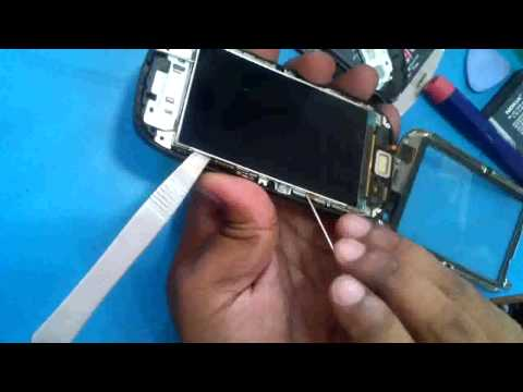 How to Remove Display for Nokia C7-00
