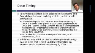 January 2019 Data Update 3: Playing the Numbers Game