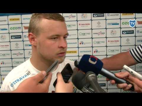 Rozhovor s Petrem Neradem po utkání s Frýdkem-Místkem.