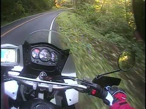 MVRTV Kawasaki KLR 650 Video Test - Part 5 and 6 (extended episode)
