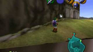 OoT: Scarecrow/Magic Bean Skip