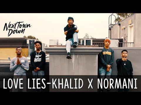 Download Lagu  Love Lies - Khalid x Normani - Next Town Down Cover Mp3 Free